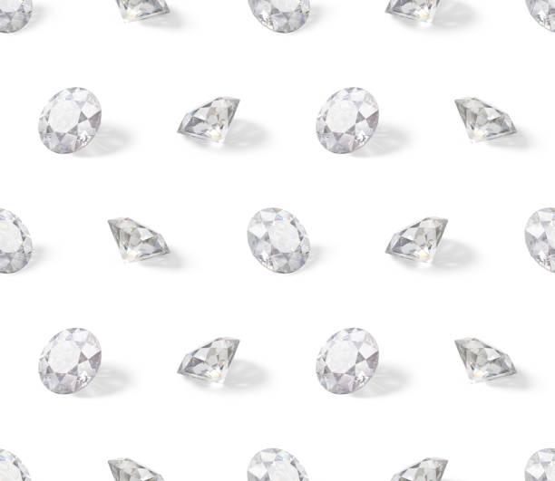 Cтоковое фото seamless isometric pattern of diamonds