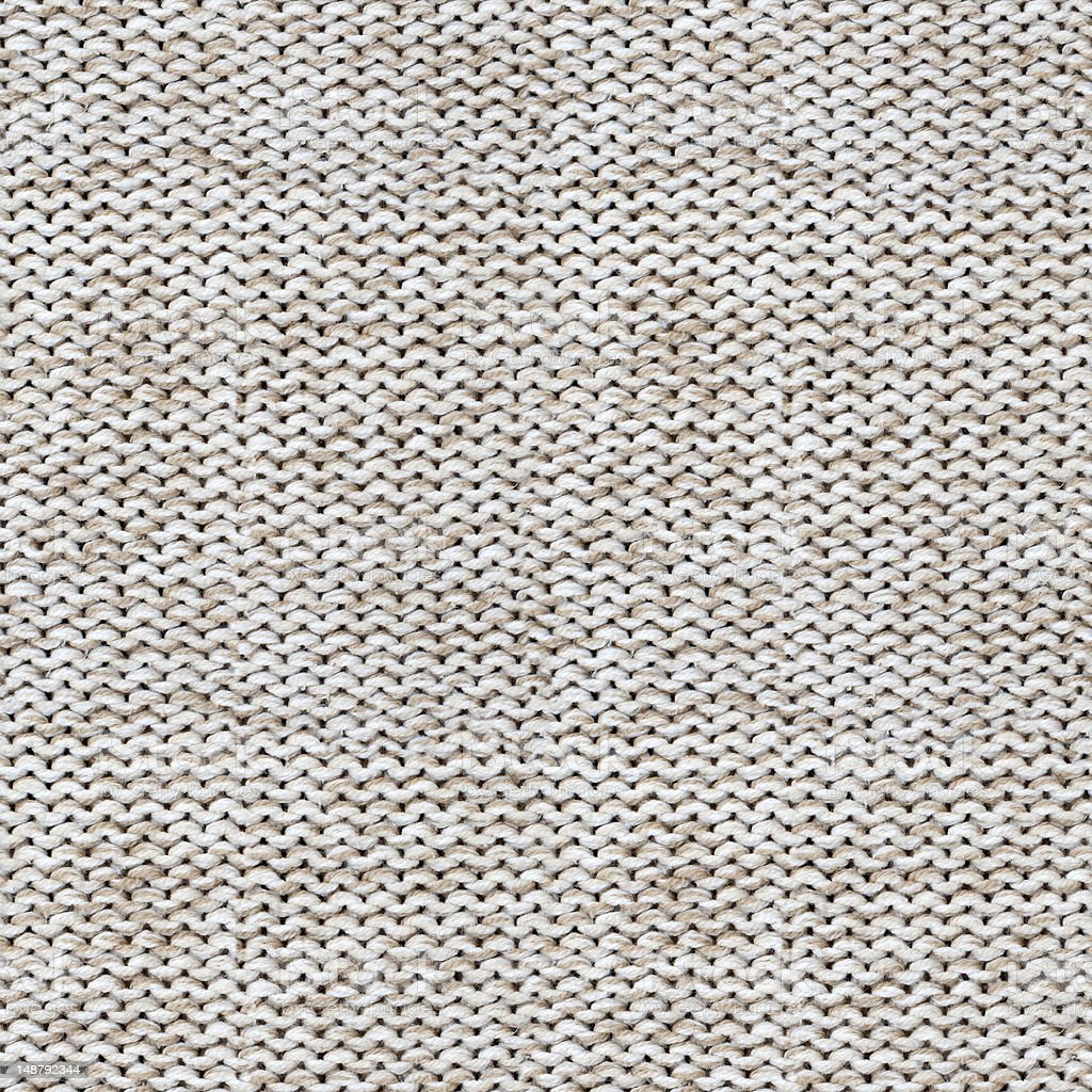 Seamless knitted texture. Can be used as background royalty-free stock photo