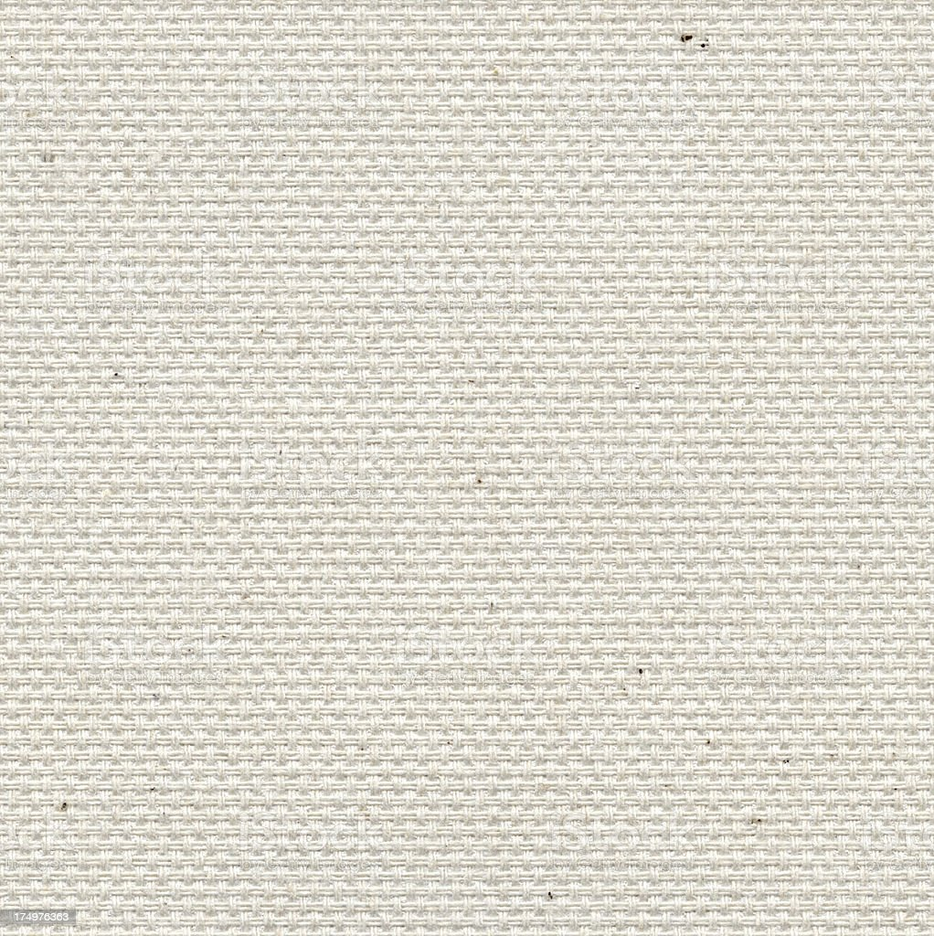 Seamless linen canvas background stock photo