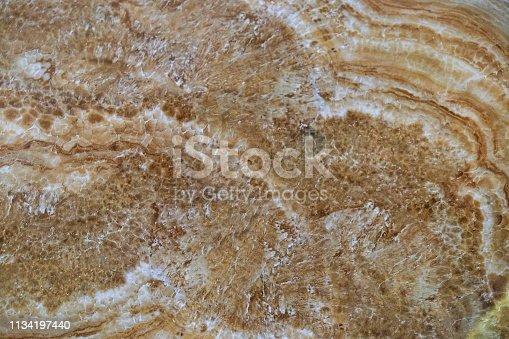 istock Seamless marble stone textured 1134197440