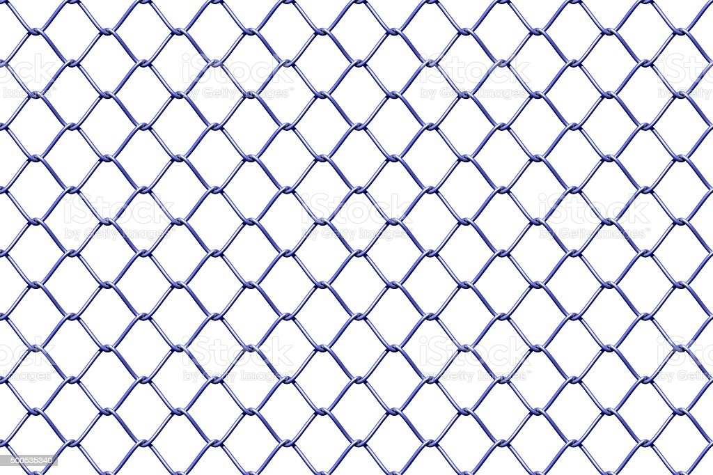 Seamless mesh netting on white background. royalty-free stock photo