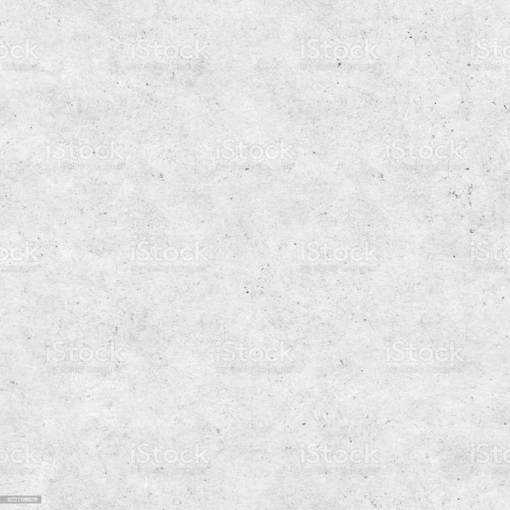 Seamless modern handmade polluted light gray handmade paper with visible structure and imperfections stock photo