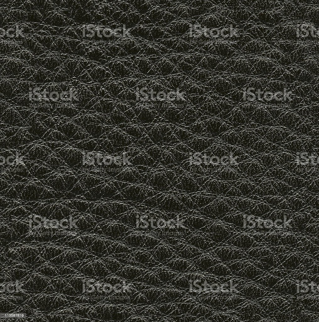 Seamless natural leather background stock photo