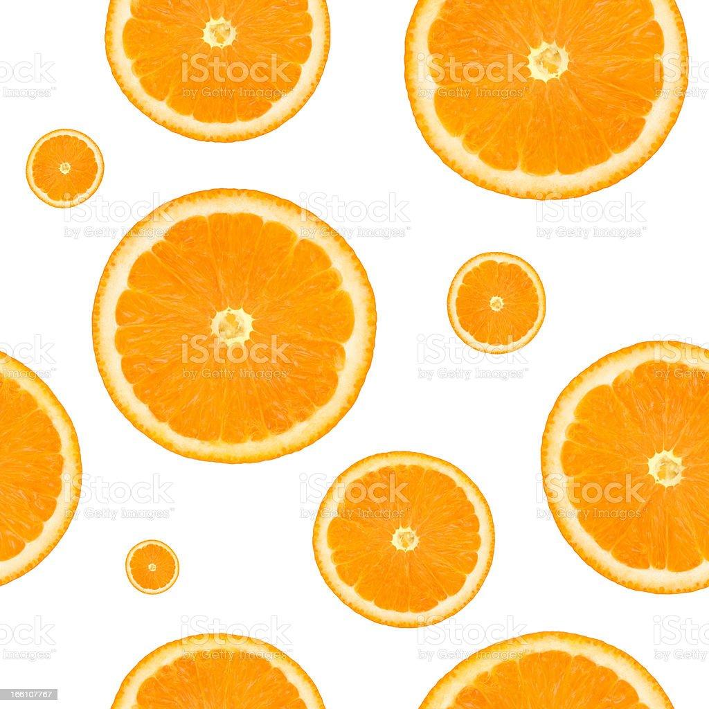 Seamless orange background royalty-free stock photo