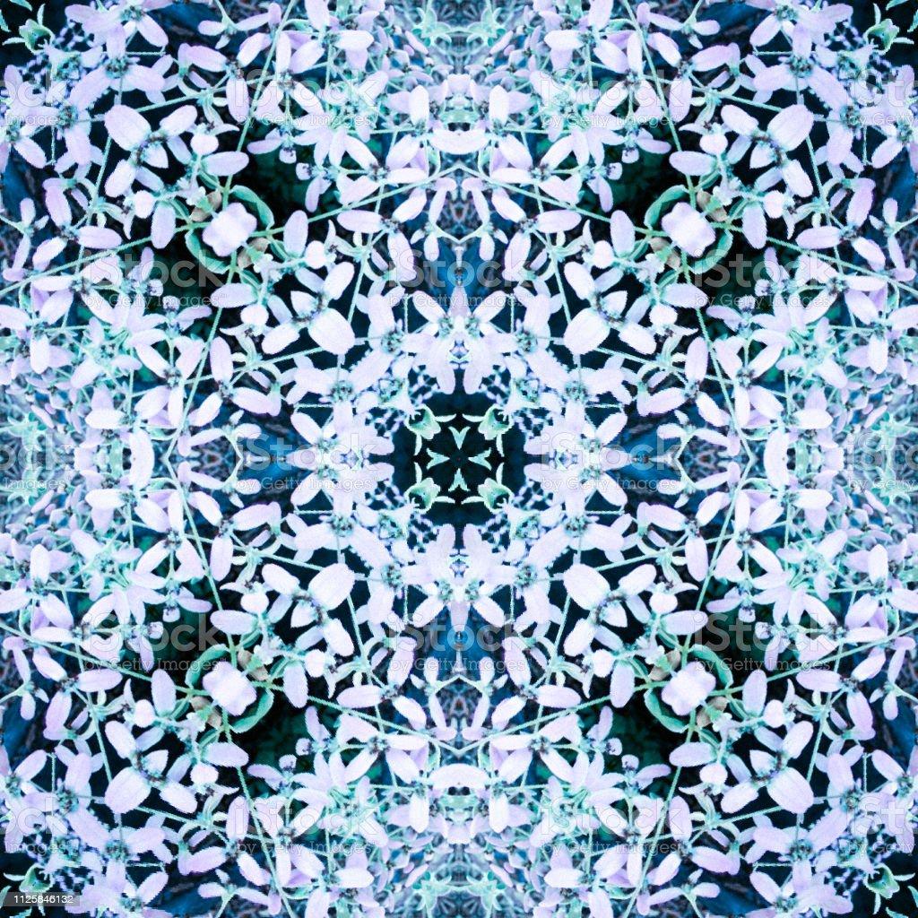 Photo Libre De Droit De Flore Vert Bleu Transparente Motif Clip Art Design Modele Fond Et Texture Papier Peint Design Plat Sans Soudure Tricoter Vintage Floral Fond Illustration De Limage Design Plat