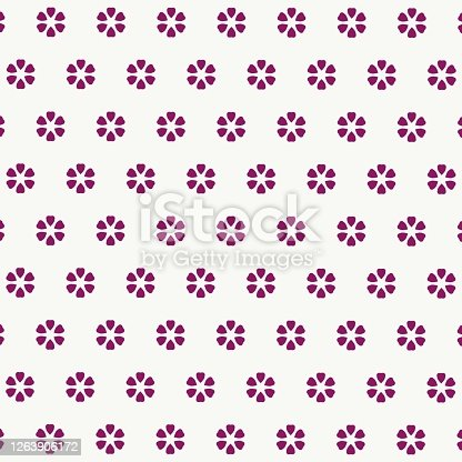 istock seamless pattern made from any geometrical shape for creative design background. illustration 1263906172