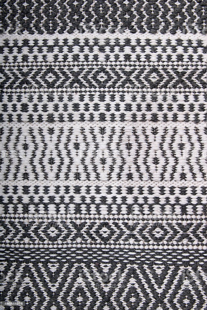 Seamless Pattern On The Wool Knitted Texture Stock Photo ...