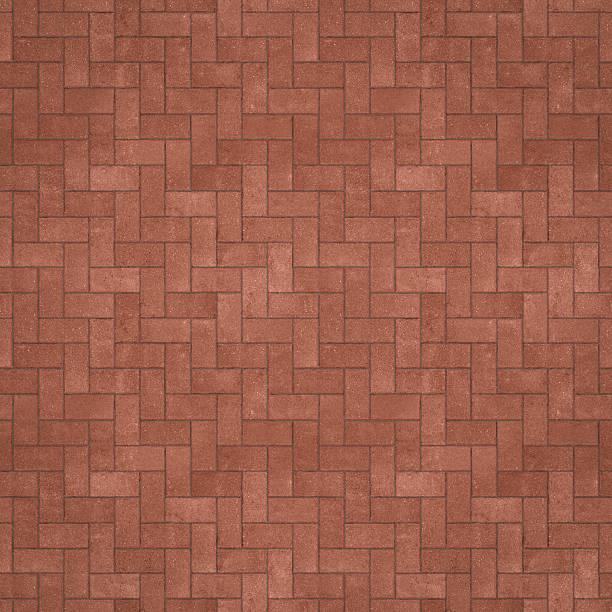 Seamless Pavement Texture (1:1 Format) stock photo