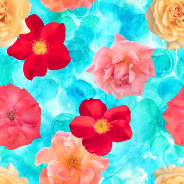 Seamless photo rose floral pattern on watercolor texture picture id667335678?b=1&k=6&m=667335678&s=612x612&w=0&h=dtghz7 0hwnacxyrszua366irs23bd8p8rsldsitbeq=
