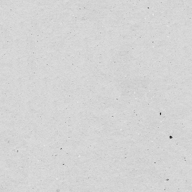 nahtlose einfach roh recyceltem papier blatt schmutzig hellgraue hintergrund - grauflecken stock-fotos und bilder