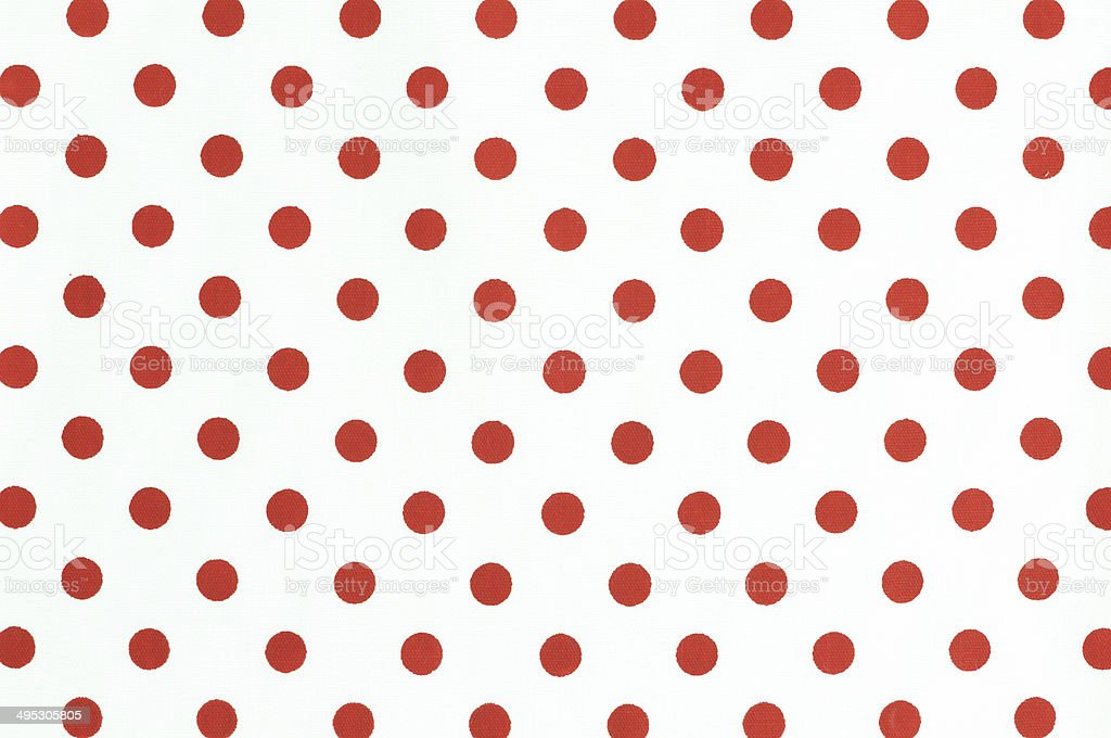seamless Polka dot background stock photo