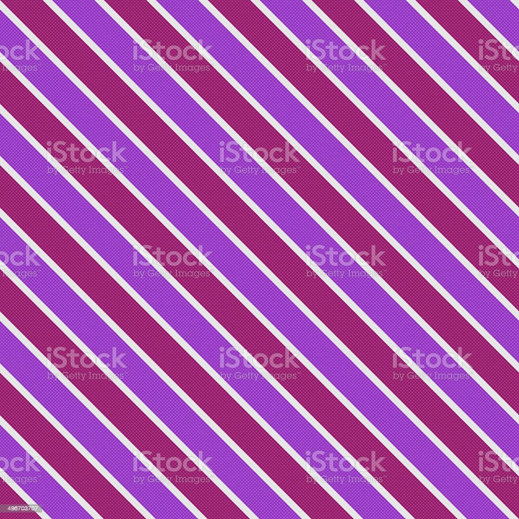 Seamless purple stripe pattern with dots on paper royalty-free stock photo