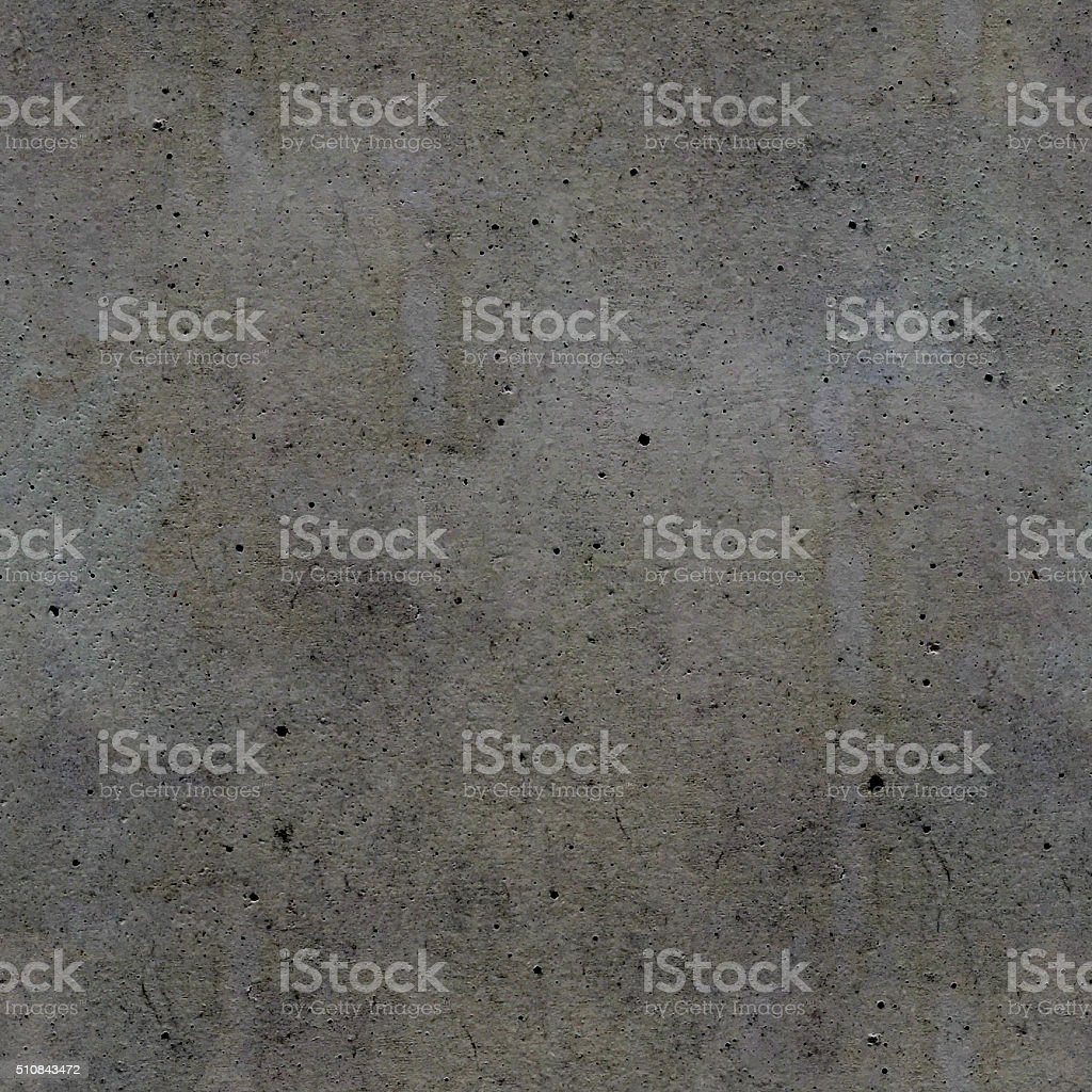 Seamless raw dirty old painted varicoloured wall beton background texture stock photo