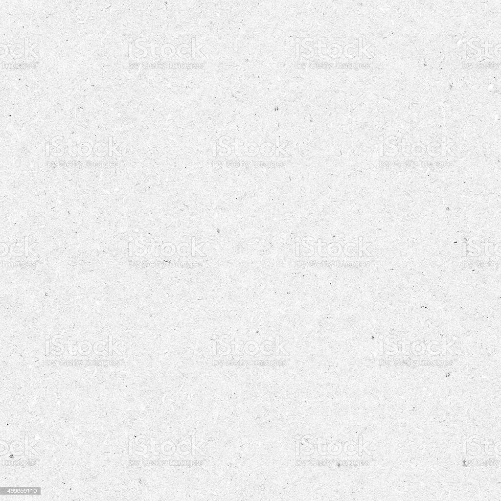 Seamless raw flat recycled handmade light gray eco cardboard background stock photo