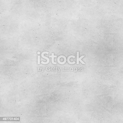 Seamless raw polluted unfinished fresh natural modern polished concrete background.