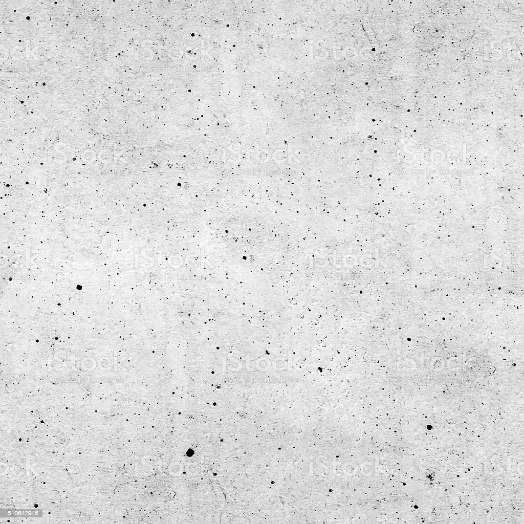 Seamless raw rough polluted gray concrete wall surface background texture stock photo