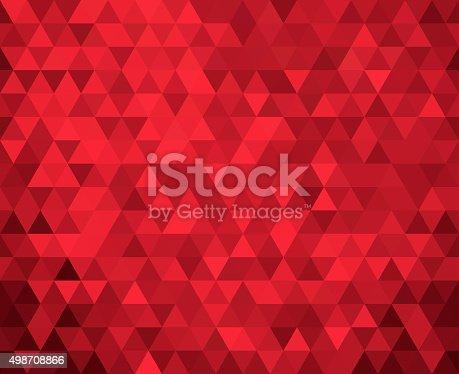 istock seamless red geometric background 498708866