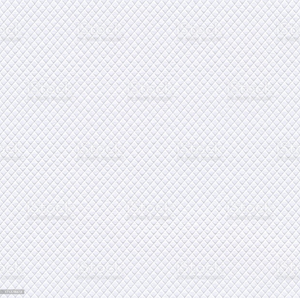 Seamless rhombus-textured paper background stock photo