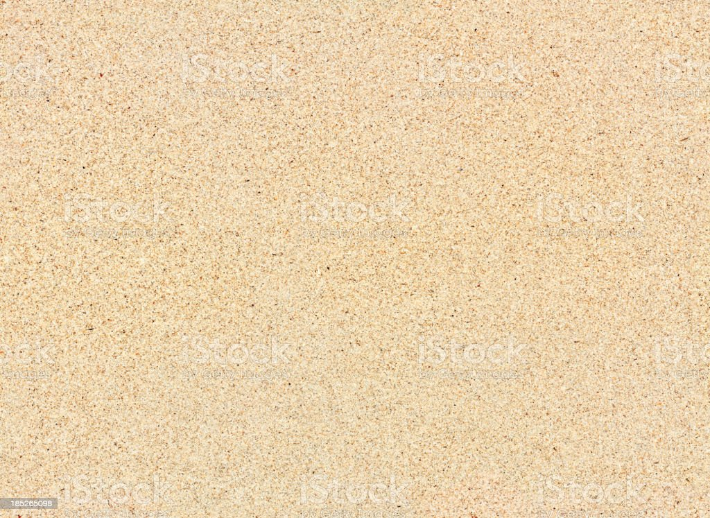 Seamless sand background stock photo