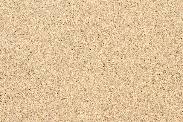 Seamless sand background stock photo