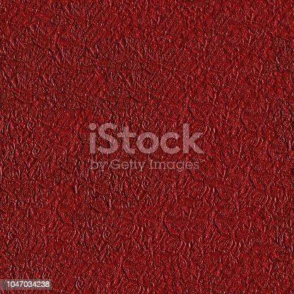 istock Seamless square texture. Red paper texture, can be used as background. 1047034238