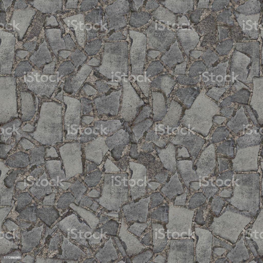 Seamless Stone Floor Tile Texture Stock Photo Download Image Now Istock