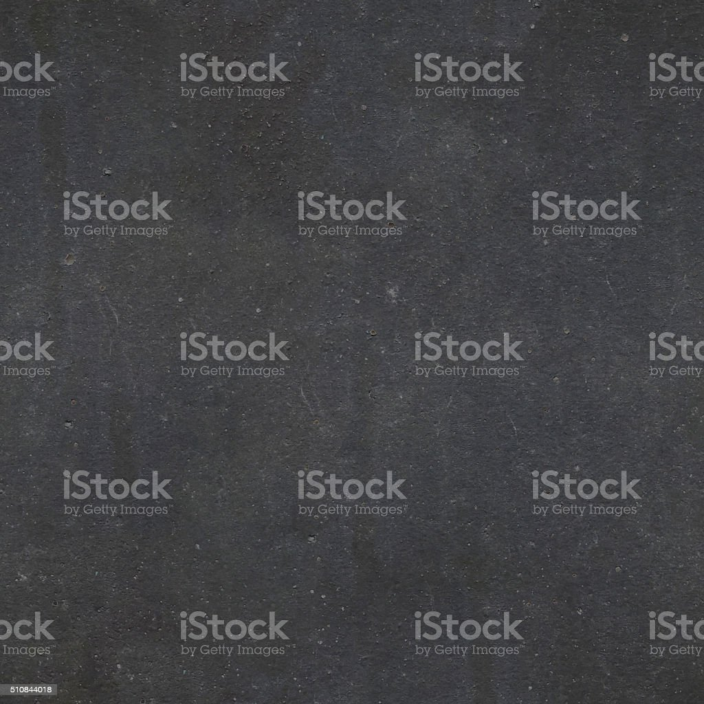 Seamless stylish modern raw dirty uneven dark wall tile pattern stock photo