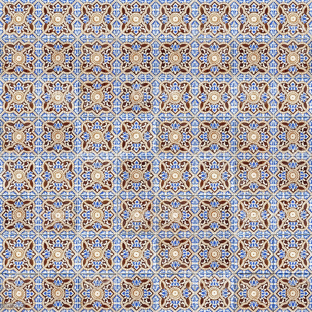 Seamless tile pattern royalty-free stock photo