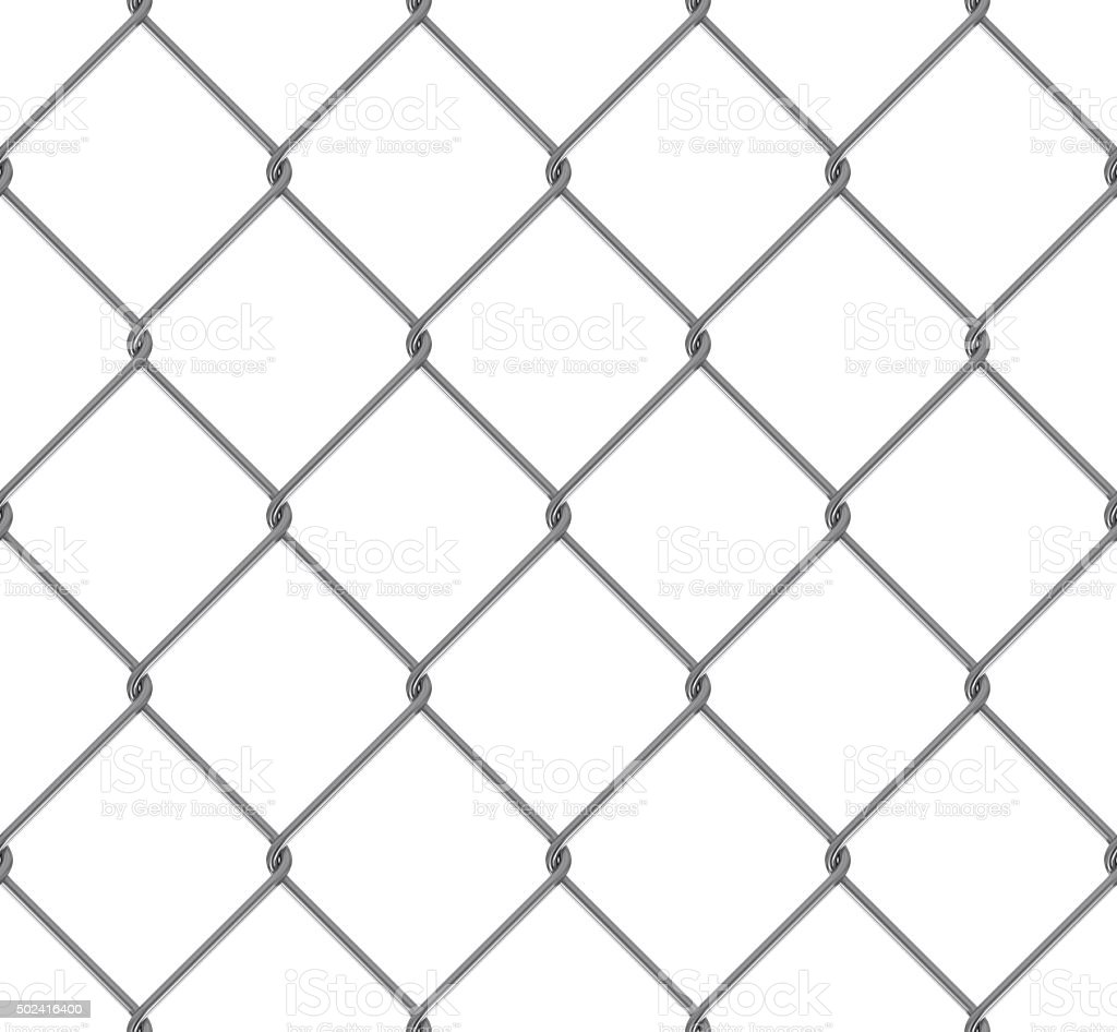 Seamless Tileable High Resolution Steel Chain Link Fence Texture ...