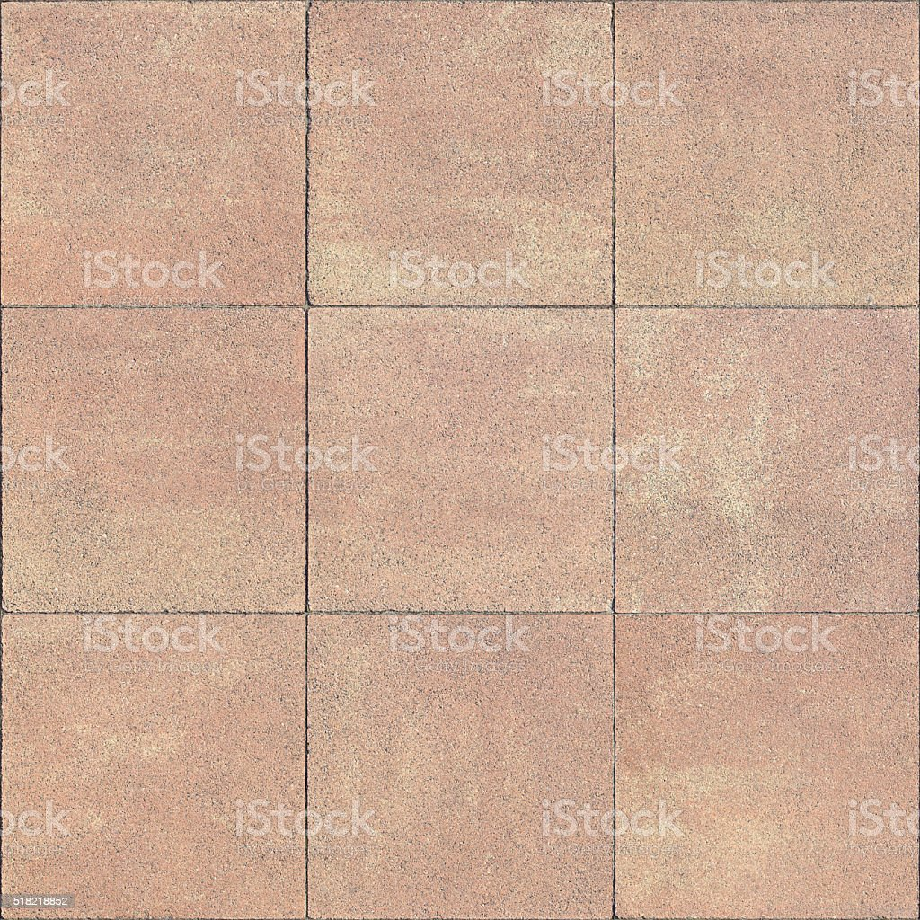 seamless, tileable pavement texture stock photo