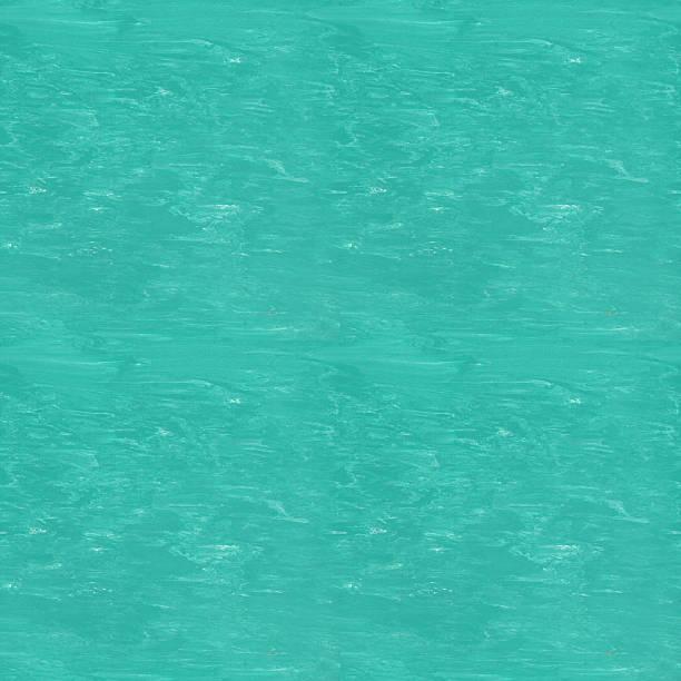 Seamless tileable texture - aqua linoleum floor Seamless tileable texture useful as a background - aqua linoleum floor linoleum stock pictures, royalty-free photos & images