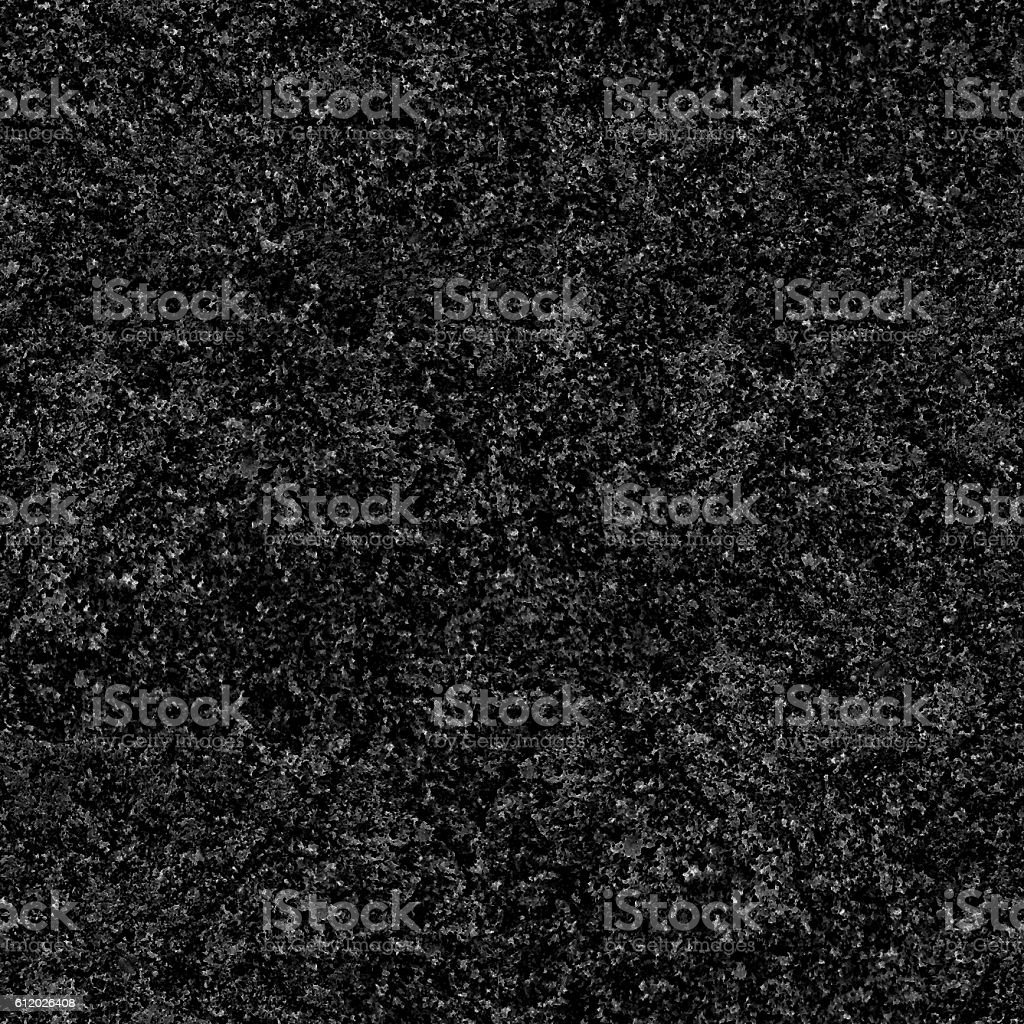 Seamless uneven sharp rough high detailed black sponge structure texture stock photo
