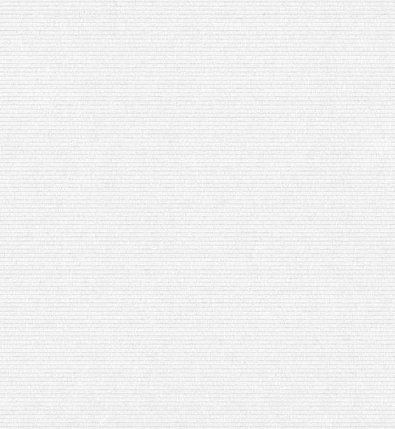 nahtlose weiße liniertes papier hintergrund - brokat stock-fotos und bilder