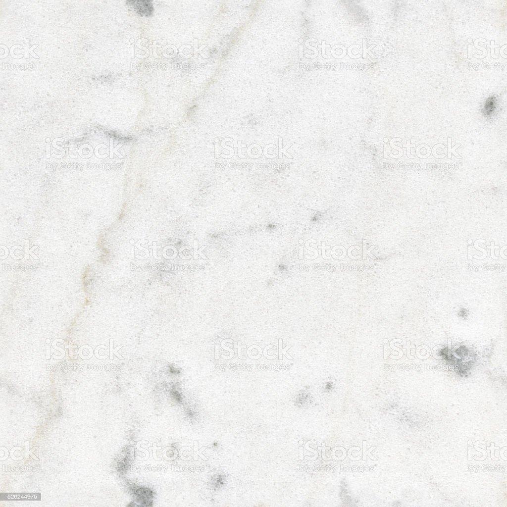Seamless white marble background stock photo