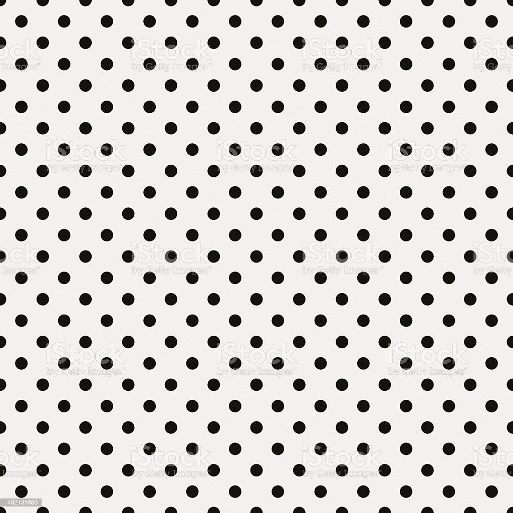 Seamless Libro Blanco y negro puntos - foto de stock