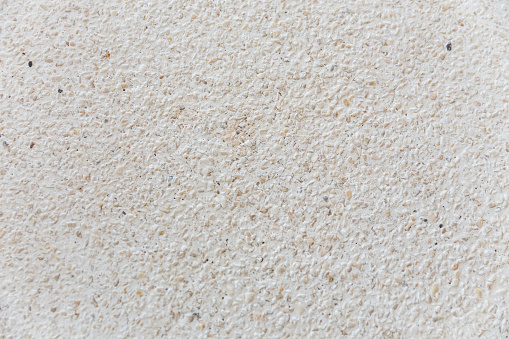 Seamless White Terrazzo Tile Texture Stock Photo - Download