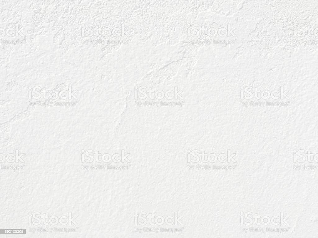 Seamless white wall background - foto stock