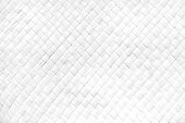 Seamless white wicker backgrounds