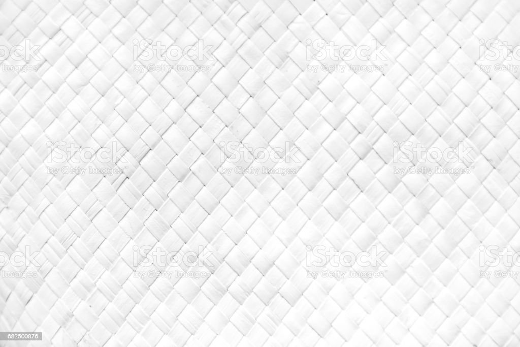 Seamless white wicker backgrounds stock photo