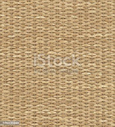 High resolution seamless wicker background