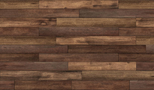 Seamless wood floor texture, hardwood floor texture stock photo