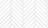 Seamless wood parquet texture herringbone pattern, bump