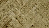 Seamless wood parquet texture herringbone pattern, diffuse