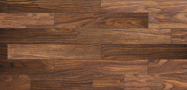 Seamless  Wood Texture Background. Flooring. Parquet. stock photo