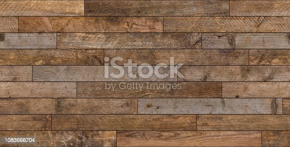 Seamless wood texture. Vintage naturally weathered hardwood planks wooden floor background, sharp and highly detailed.