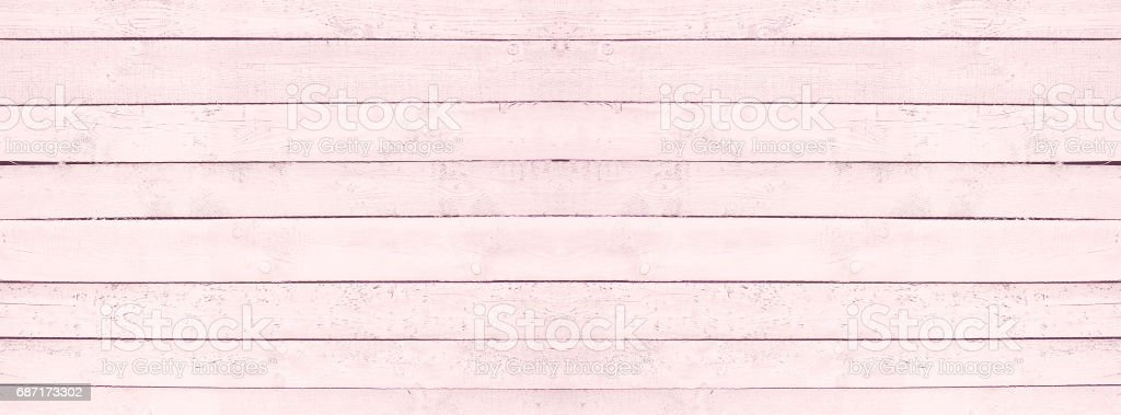 seamless wood  texture pink colored stock photo