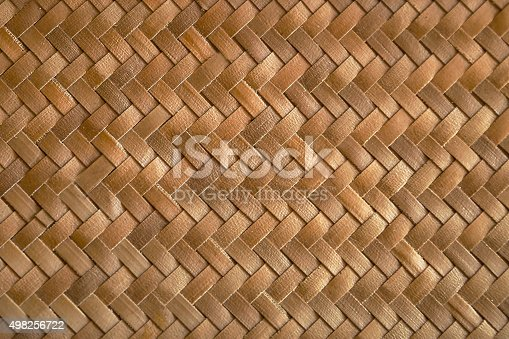 Seamless woven rattan material backgrounds