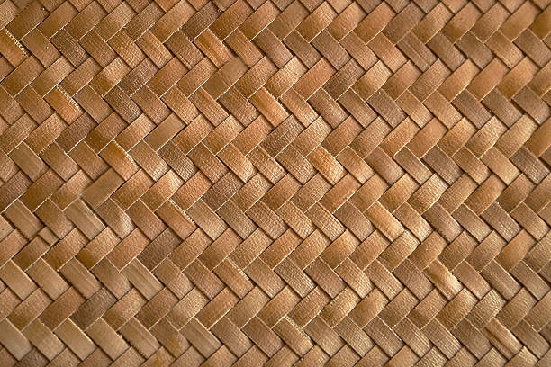 Royalty free wicker pictures images and stock photos istock for Bamboo weaving tutorial