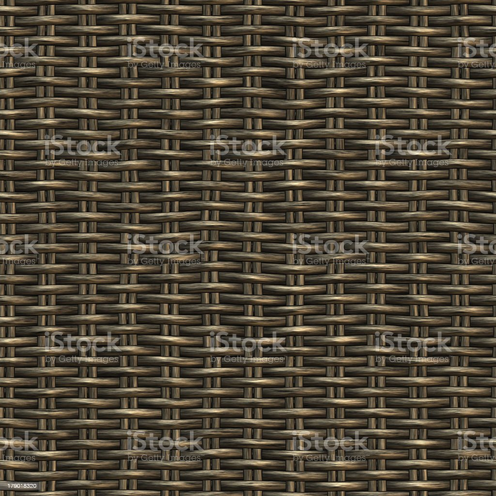 Seamless woven twill wooden royalty-free stock photo