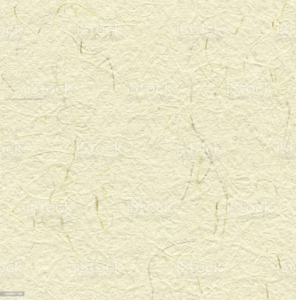 Seamless yellow paper background royalty-free stock photo
